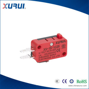 Xv-15 Series 2017 China Hot Sale Factory Supply Electrical Swtich with UL