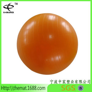 Fit Anti-Burst Yoga Exercise Ball Eco-Friendly and Comfortable Yoga Ball pictures & photos