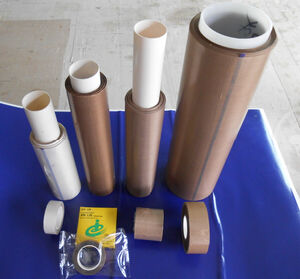 China Supplier Self Adhesive PTFE Teflon Tape pictures & photos