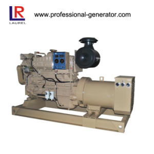 240kw 6cylinders Electric Marine Generator Set pictures & photos