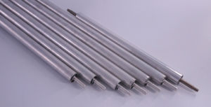Aluminum/Aluminium Alloy 6063, 3003 Extrusion Turning OPC Tube pictures & photos
