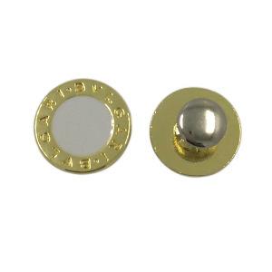 Garment Accessories Cheap Custom Metal Logo Rivet pictures & photos