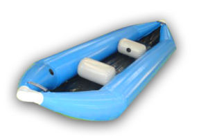 2017 Durable Water Park Blue Inflatable Kayak Boat (CHW112) pictures & photos
