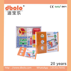 Kids Toys 2017 Hot Sell Products Electronic Building Blocks pictures & photos