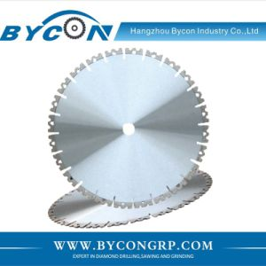 12′′-18′′ Laser wall Diamond saw blade pictures & photos