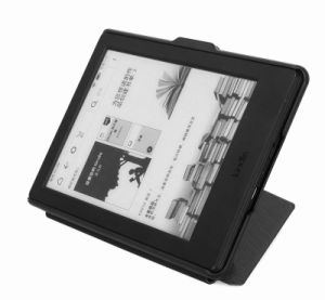 High Quality New Design Leather Case for Amazon Kindle 8, Flip Cover for 2016 New Kindle pictures & photos