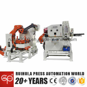 Automation Nc Servo Straightener Feeder Make Material Straightening in Automobile Mould pictures & photos