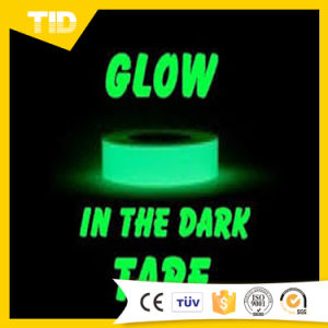 Luminescent Reflective Material for Road Traffic Signs pictures & photos