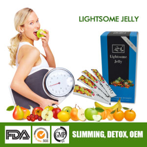 Chinese Herbal Slimming Jelly, Fast Weight Loss Health Food pictures & photos