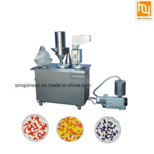 Semi-Automatic Capsule Filling Machine Pharmaceutical Machinery pictures & photos