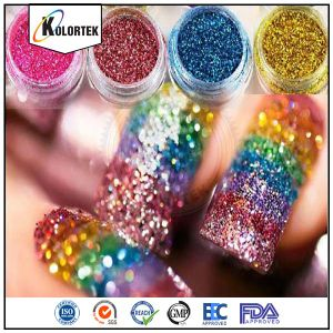 Cosmetic Grade Nail Glitters for Sale pictures & photos