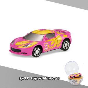 0122111-1/67 Super Mini RC Car with Magnifier Sphere Package Collection Toys Vehicle pictures & photos