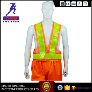 Reflective Safety Clothes Vest with High Quality En20471 pictures & photos
