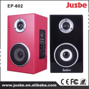 Ex-602 Multimedia Stereo Speaker with Multifunction pictures & photos