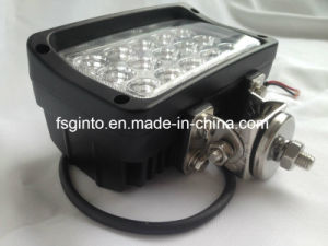 Shockproof 6inch LED Flood Beam Work Light 45W pictures & photos