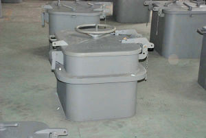 Marine Aluminum/Steel Watertight Hatch Cover with CCS Certificate pictures & photos