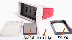 Dual Foam Flash Stamps pictures & photos
