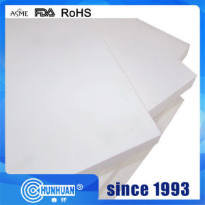 Virgin PTFE Resin Molded Sheet/Plate pictures & photos