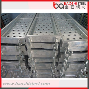 Scaffolding Steel Plank Catwalk pictures & photos