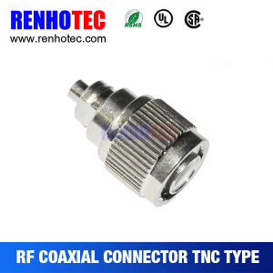 RF Connector TNC Connector for Rg174/Rg178 pictures & photos