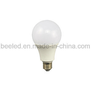 LED Corn Light E27 9W Cool White Silver Color Body LED Bulb Lam