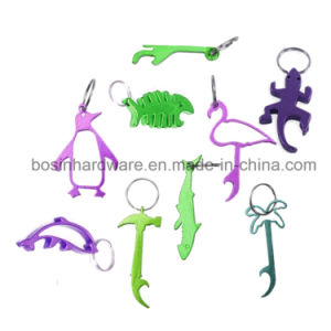 Wholesale Animal Metal Aluminum Bottle Opener pictures & photos