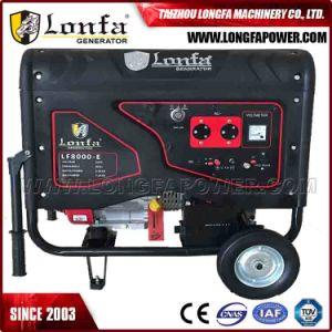 6kw Gasoline Power Soundproof Generator (15HP Gasoline Generator) pictures & photos
