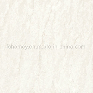 White Natural Stone Polished Ceramic Floor Tile pictures & photos