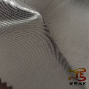 Twill Polyester and Viscose Suit Lining Fabric pictures & photos