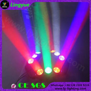 LED CREE RGBW Spider Beam Moving Head Stage Disco DJ Lighting pictures & photos