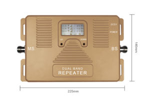 Mobile Signal Repeater 900/1800MHz 2g, 4G Signal Booster pictures & photos