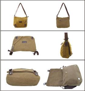 Vintage Fashion Canvas Messenger Bag pictures & photos