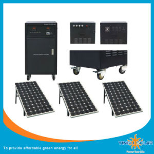 100W off-Grid Portable Solar Energy/Power System for Home pictures & photos