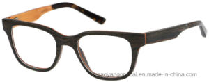 China Export Premium Wood Optical Glasses Wholesale pictures & photos
