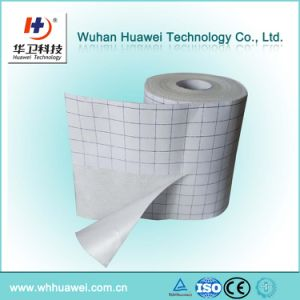 Surgical Non Woven Adhesive Medical Dressing Tape Fixation Roll pictures & photos