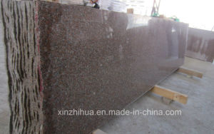 Granite G696 Natural Stone for Granite Slabs/Tiles/Coutertop/Steps pictures & photos