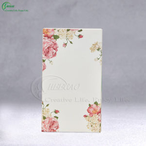 Custom Fashion White Color Paper Packaging Box (KG-PX094) pictures & photos