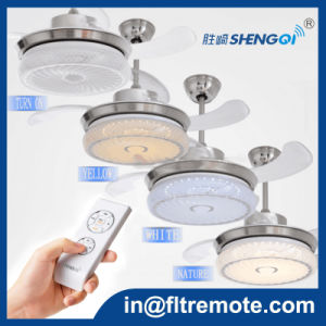 Ceiling DC Fan with Remtoe Control pictures & photos