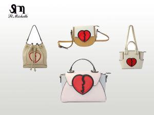 Fashion Online Leather Handbags with Unique Design pictures & photos