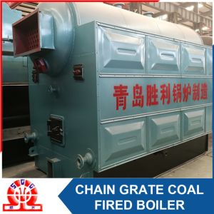 Travelling Grate Fuel Coal Steam Boiler pictures & photos