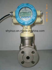 Customized Positive Displacement Flow Meter with Electronic Counter pictures & photos