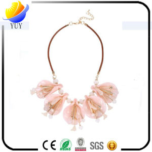 2017 New Trend Fashion Diamante Lace Choker Necklace Jewelry pictures & photos
