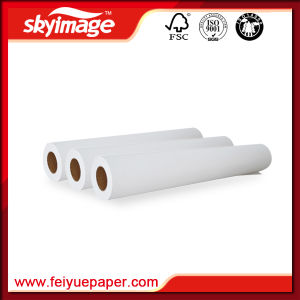 Eliminates Ghosting and Blurring Issues 105GSM 1, 270mm*50inch Full Tacky Sublimation Transfer Paper pictures & photos