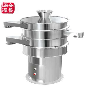 Zs-800 Pharmaceutical Vibrating Sifter with High Precision pictures & photos
