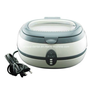 Dental Cleaner Digital Ultrasonic Cleaner for Dental Lab 600ml pictures & photos