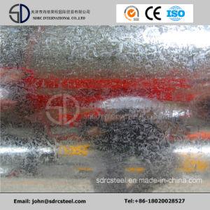 Galvanized Steel Coil (DC51D+Z, DC51D+ZF, St01Z, St02Z, St03Z) Manufacturer pictures & photos