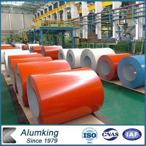 PE/PVDF Facotry Prepainted Aluminum Coil pictures & photos