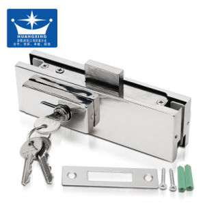 Stainless Steel Glass Lock for Glass Door pictures & photos