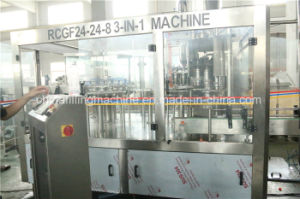 Automatic Fruit Juice Filling Machine with Ce Certificate Quality pictures & photos