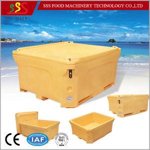 High Quality Fish Ice Cooler Box Food Storage Case Transportation Box Seafood Box